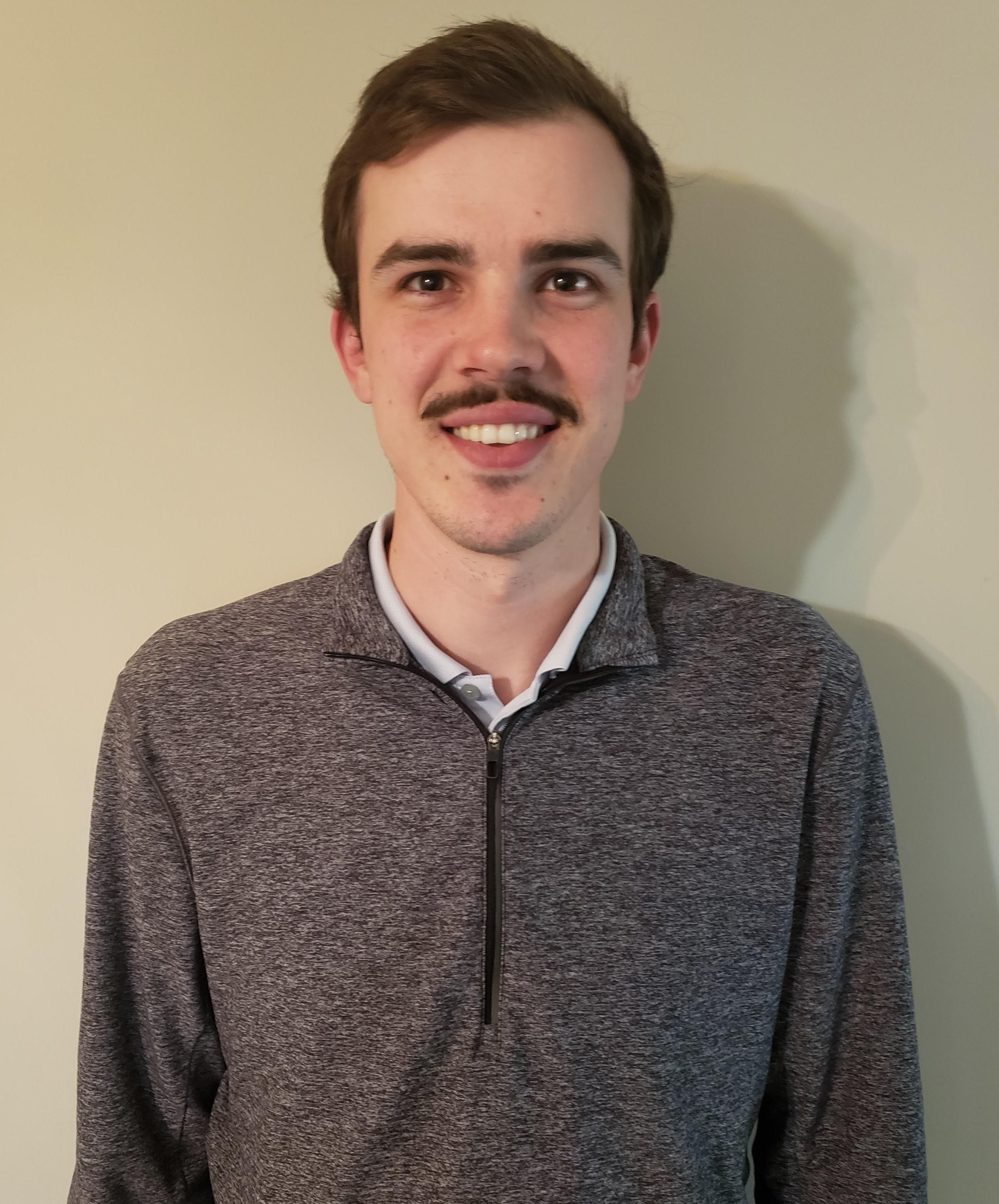 Headshot of Justin McKague